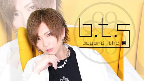 歌舞伎町ホストクラブ「B.T.S」のメインビジュアル