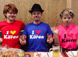 歌舞伎町ホストクラブNoelのイベント「🎶社 員 旅 行🎶」の様子