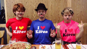 I Love Korea~~~~(●´ω`●)