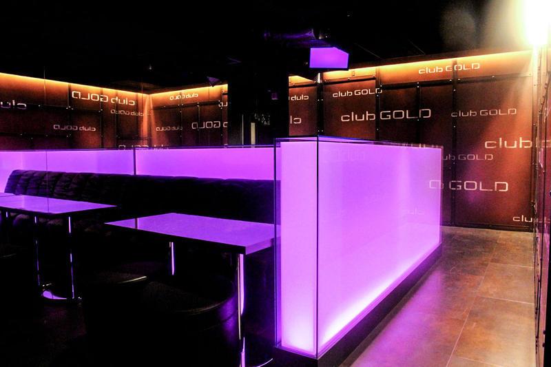 3階・club GOLDルーム