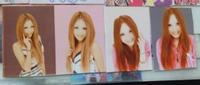 右側2つが私ですの写真