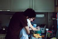 昨日は昼職に持ってくお弁当作った🍱の写真