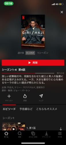 Netflixおすすめの一本がこちら。本日もパイの巣でお待ちしてます。の写真