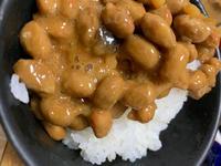 納豆食べたの写真