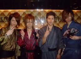 立川A LUXURY PARADISE TOKYOのイベント「2014七夕イベント」の様子