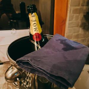 シャンパン美味しかったです🥂の写真1枚目