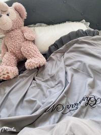 お家に新しいベッドの枠が届きました〜🥰🥰💓の写真