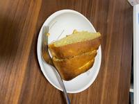 友達から手作りのバナナケーキいただきました〜😊✨の写真