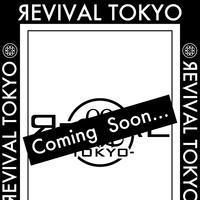 歌舞伎町ホストクラブ「ЯEVIVAL TOKYO」のメインビジュアル