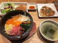 こんにちは〜☀️今日は19:00から出勤です😄😊韓国料理あんまり普段食べないけど食べてみたらとって…の写真