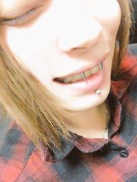 ラブレット復させせて、スクランパーの牙を長く太くしましたヽ(´ー`)ノの写真