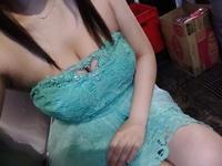 自前ドレス♥の写真