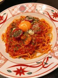 トマト系パスタ大好きまりなですの写真