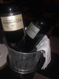 最近流行りのDOLCE&GABBANAの香水さんから、モエシャンさん2本❣️の写真