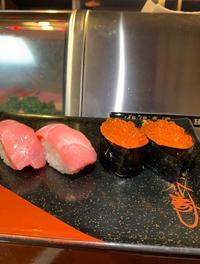 お寿司を食べました!✨の写真