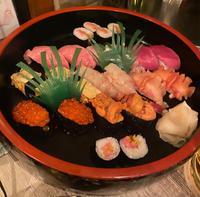この間の日曜日お寿司ありがとうございました〜😆♪♪の写真