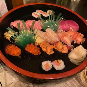 この間の日曜日お寿司ありがとうございました〜😆♪♪の写真1枚目