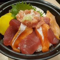 この前食べた海鮮丼♪の写真