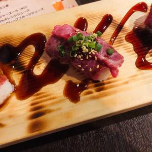 鉄板焼き&肉寿司💖の写真3枚目