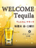 welcome tequila!