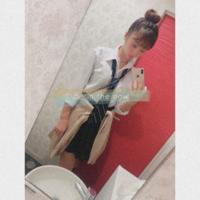 制服にかわりましたあ☺️💗の写真