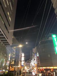 月が綺麗ですねの写真