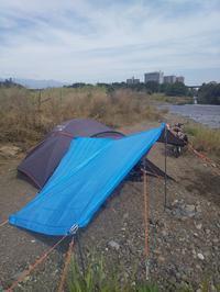 台風対策の写真