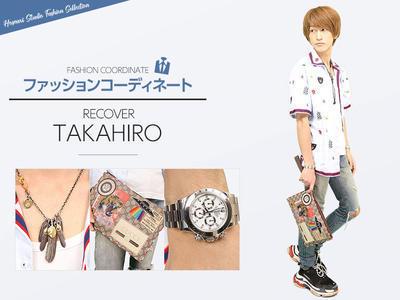ニュース「ファッションコーディネート TAKAHIRO」