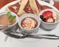 昨日みなさんとフレンチトースト食べてきました〜🍽の写真