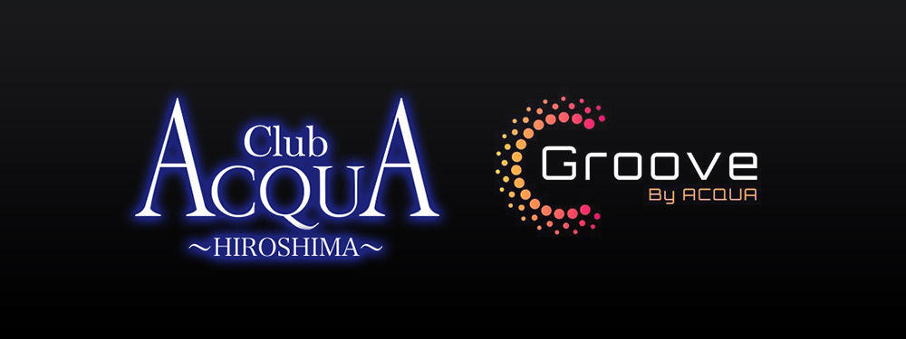 広島ホストクラブACQUA -HIROSHIMA-(アクアヒロシマ)メインビジュアル