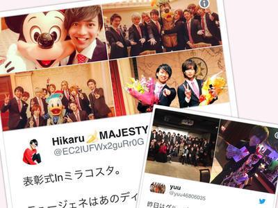 ニュース「【SNSまとめ】1年の集大成!グループ年間表彰式の模様をピックアップ」